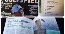Welche Golfmagazine gibt es