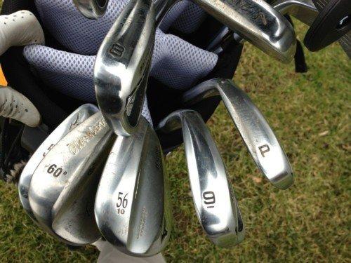 Wie viele Golfschläger darf ich haben?