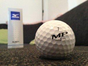 Mizuno MP-S Golfbälle – Die neuen Babys sind da