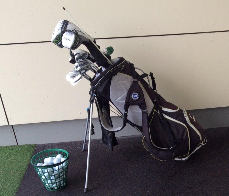 Welches Golfbag sollte ich mir zulegen?