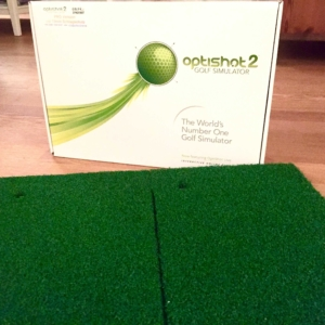 OptiShot 2 Golfsimulator im Test