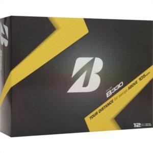 Bridgestone B330 Golfbälle weiß