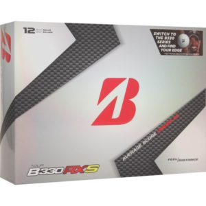 Bridgestone B330 RXS Golfbälle weiß