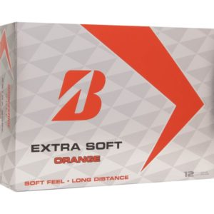 Bridgestone Extra Soft Golfbälle orange