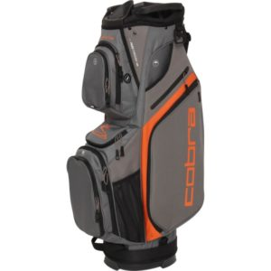 Cobra Cartbag Ultralight grauorange