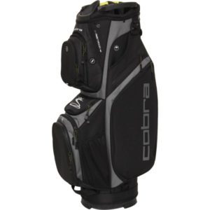 Cobra Cartbag Ultralight schwarzgrau