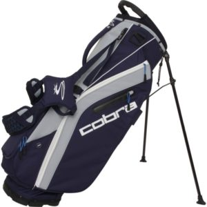 Cobra Standbag Ultralight navyhellgrau