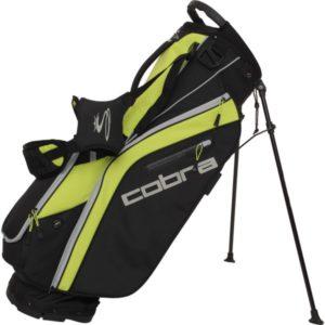 Cobra Standbag Ultralight schwarzlime