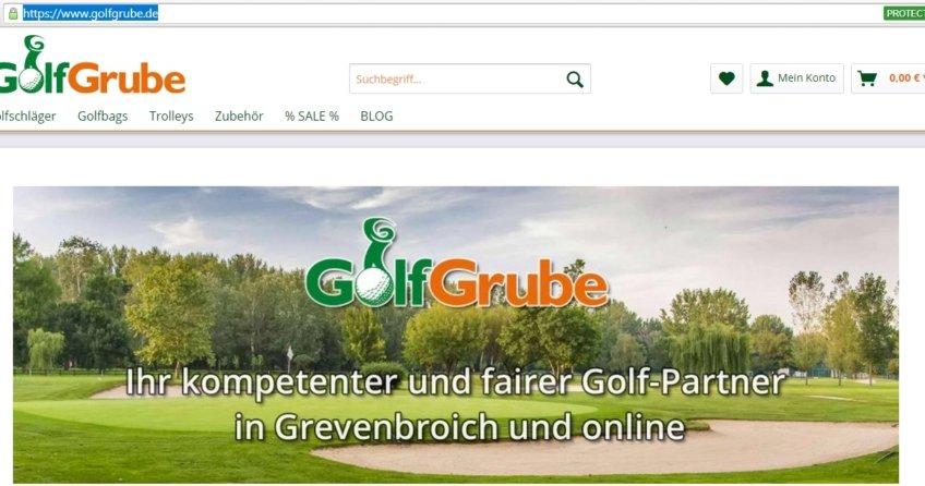 EvenParGolf Online Shop jetzt online