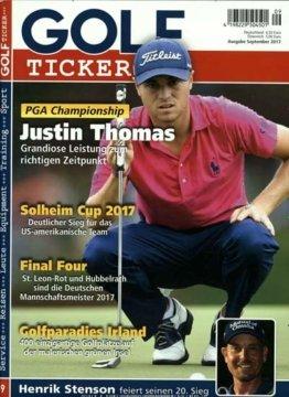Golf Ticker