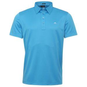 J. LINDEBERG Poloshirt Hunter Fieldsensor  blau