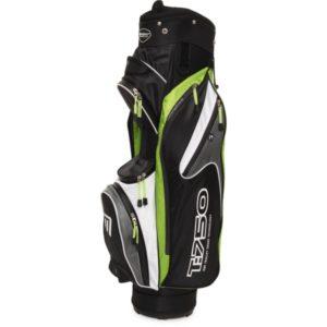 Masters Cartbag T750 schwarzgrün