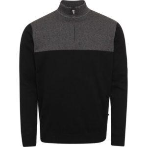 Ping Pullover Windstop Knight schwarz