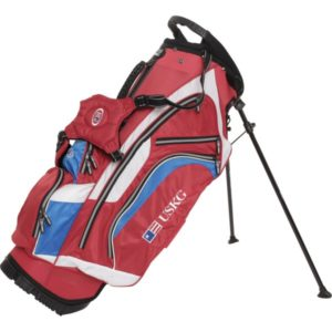 U.S. Kids Cart- &amp Carrybag Tournament rotblau